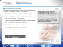 Load image into Gallery viewer, Disability Awareness - eBSI Export Academy