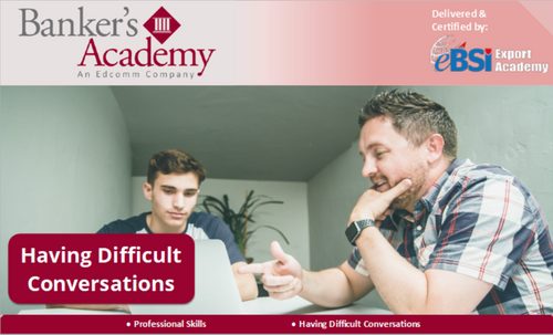 Having Difficult Conversations - eBSI Export Academy