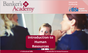 Introduction to Human Resources - eBSI Export Academy