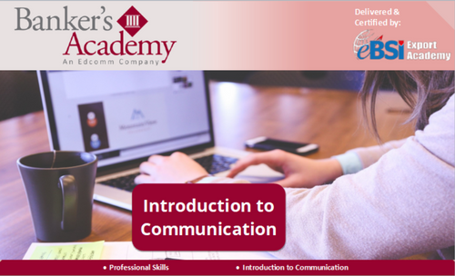 Introduction to Communication - eBSI Export Academy