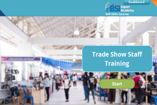 Load image into Gallery viewer, Trade Show Staff Training