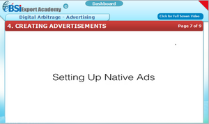 Digital Arbitrage - Advertising - eBSI Export Academy