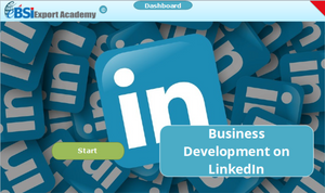 Business Development on LinkedIn - eBSI Export Academy