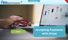 Load image into Gallery viewer, Accepting Payments with Stripe - eBSI Export Academy