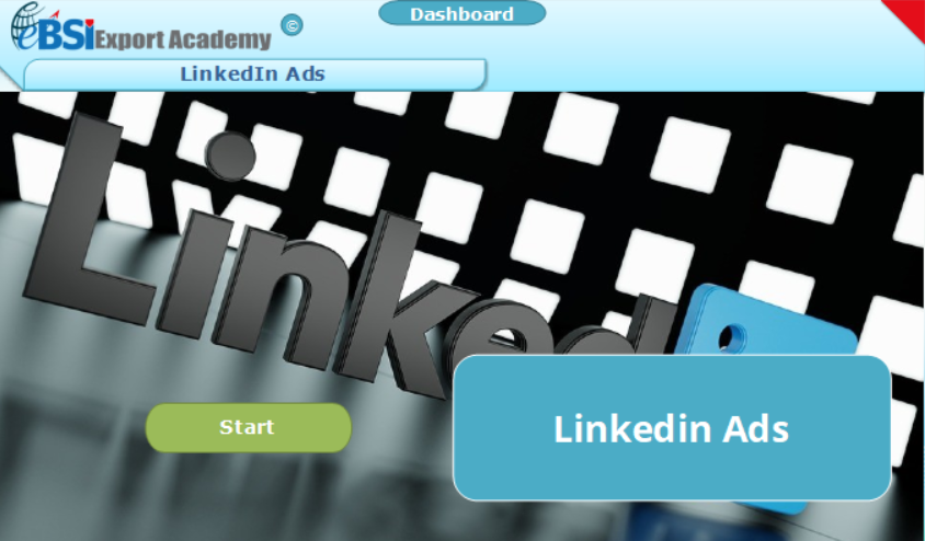 Linkedin Ads - eBSI Export Academy