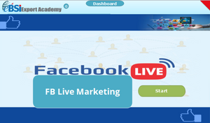 Facebook Live Marketing - eBSI Export Academy
