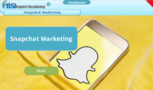 Snapchat Marketing - eBSI Export Academy