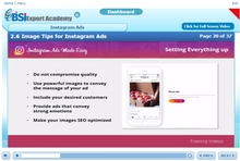 Load image into Gallery viewer, Instagram Ads - eBSI Export Academy