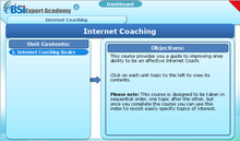 Load image into Gallery viewer, Internet Coaching - eBSI Export Academy