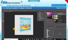 Load image into Gallery viewer, Design and Enhance with Photoshop - eBSI Export Academy