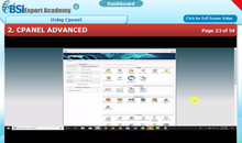 Load image into Gallery viewer, Using Cpanel - eBSI Export Academy