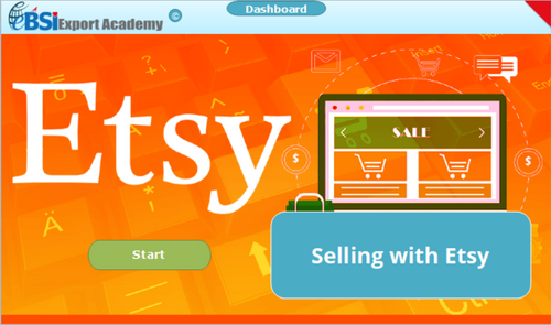 Selling with Etsy - eBSI Export Academy