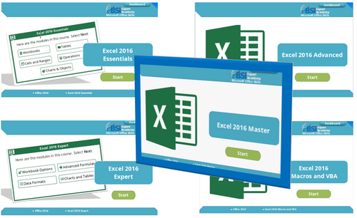 Excel 2016 Mastery Program - eBSI Export Academy