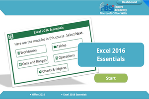 Excel 2016 Essentials - eBSI Export Academy