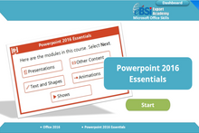 Load image into Gallery viewer, Powerpoint 2016 Essentials