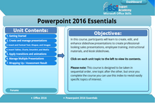 Load image into Gallery viewer, Powerpoint 2016 Essentials - eBSI Export Academy
