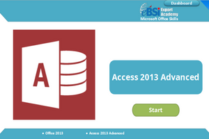 Access 2013 Advanced - eBSI Export Academy