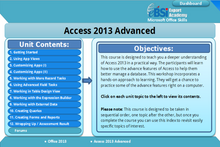 Load image into Gallery viewer, Access 2013 Advanced - eBSI Export Academy