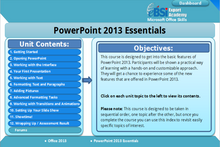 Load image into Gallery viewer, Powerpoint 2013 Essentials - eBSI Export Academy