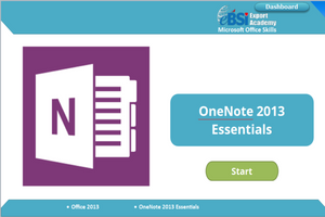 OneNote 2013 Essentials - eBSI Export Academy