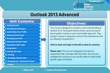 Load image into Gallery viewer, Outlook 2013 Advanced - eBSI Export Academy