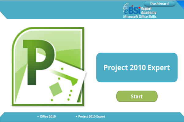 Project 2010 Expert - eBSI Export Academy