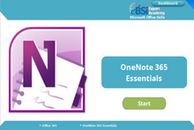 Load image into Gallery viewer, OneNote 365 Essentials - eBSI Export Academy