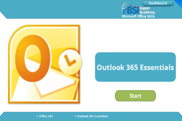 Outlook 365 Essentials - eBSI Export Academy