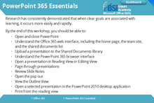 Load image into Gallery viewer, Powerpoint 365 Essentials - eBSI Export Academy
