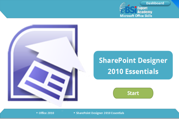 Sharepoint Designer 2010 Essentials