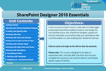 Load image into Gallery viewer, Sharepoint Designer 2010 Essentials - eBSI Export Academy