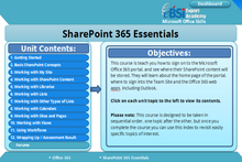 Load image into Gallery viewer, Sharepoint 365 Essentials