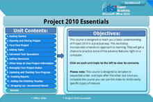 Load image into Gallery viewer, Project 2010 Essentials - eBSI Export Academy