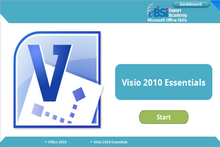 Load image into Gallery viewer, Visio 2010 Essentials - eBSI Export Academy