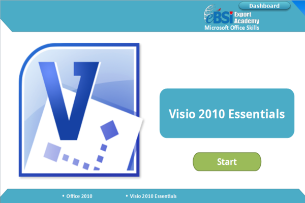 Visio 2010 Essentials - eBSI Export Academy
