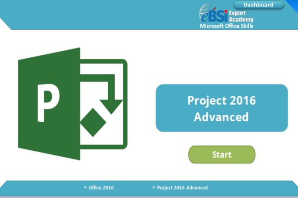 Project 2016 Advanced - eBSI Export Academy