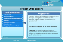 Load image into Gallery viewer, Project 2016 Expert - eBSI Export Academy