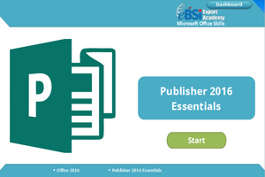 Publisher 2016 Essentials