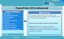 Load image into Gallery viewer, PowerPoint 2016 Advanced - eBSI Export Academy