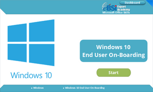 Windows 10 End User On-Boarding - eBSI Export Academy