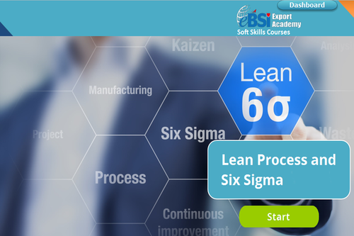 Lean Process and Six Sigma - eBSI Export Academy