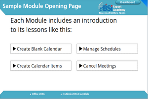 Outlook 2016 Essentials - eBSI Export Academy