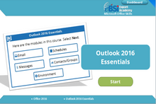 Load image into Gallery viewer, Outlook 2016 Essentials - eBSI Export Academy