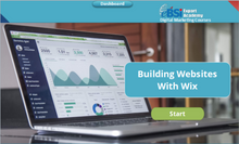 Load image into Gallery viewer, Building Websites With Wix - eBSI Export Academy