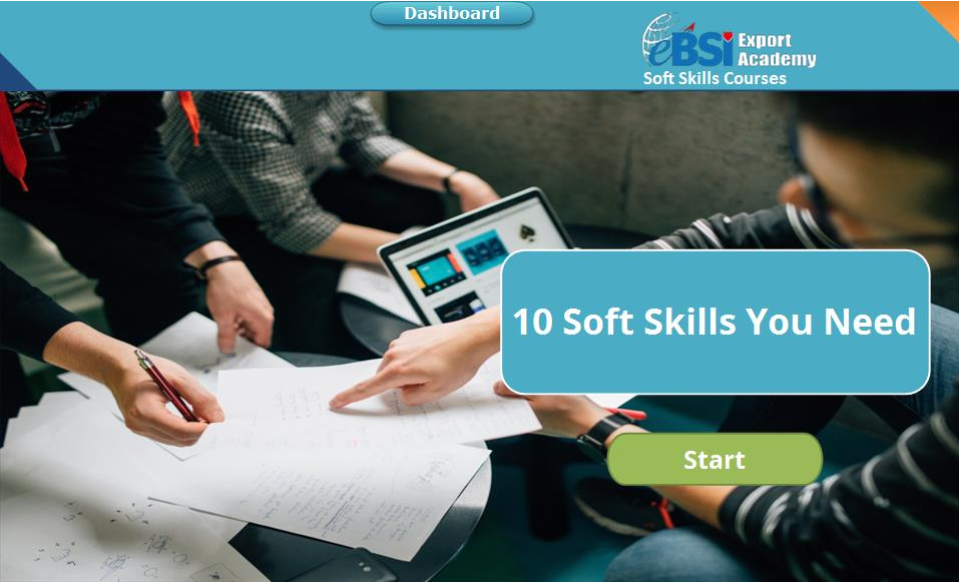 Soft Skills You Need - eBSI Export Academy