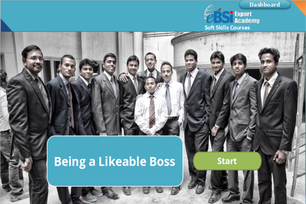 Being a Likeable Boss