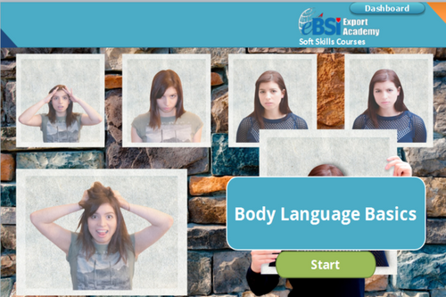 Body Language Basics - eBSI Export Academy