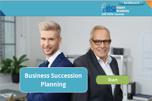 Business Succession Planning - eBSI Export Academy