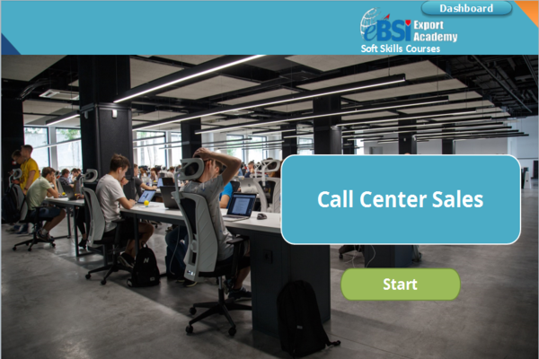 Call Center Sales Training