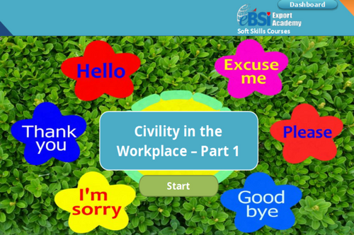 Civility in the Workplace - eBSI Export Academy